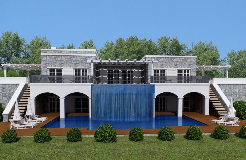doğrular inşaat süper lüx villa